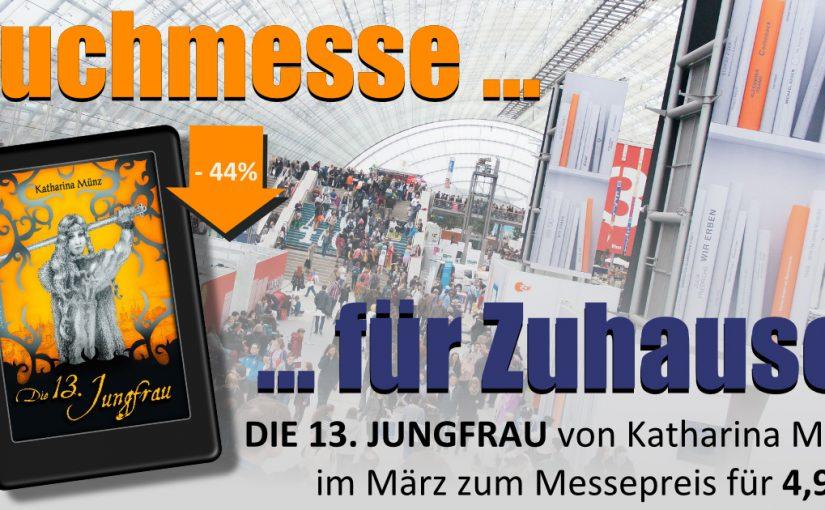 Videotrailer zur Buchmesse-Aktion