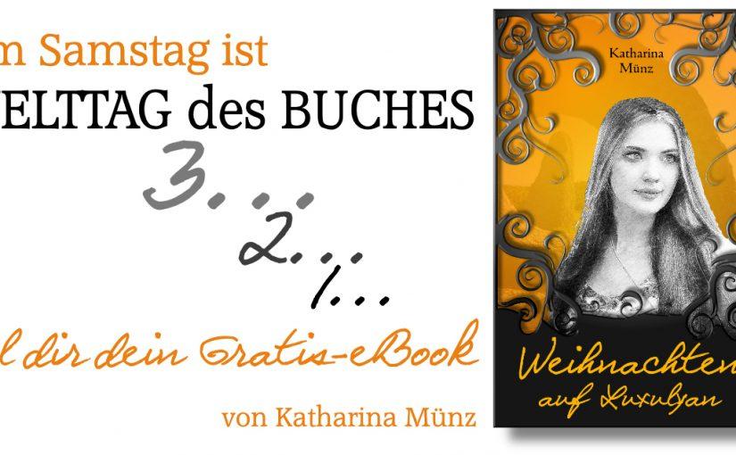 Gratis-eBook zum Welttag des Buches