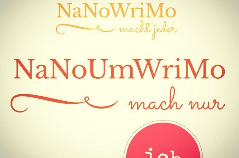 Was heißt eigentlich #NaNoWriMo?