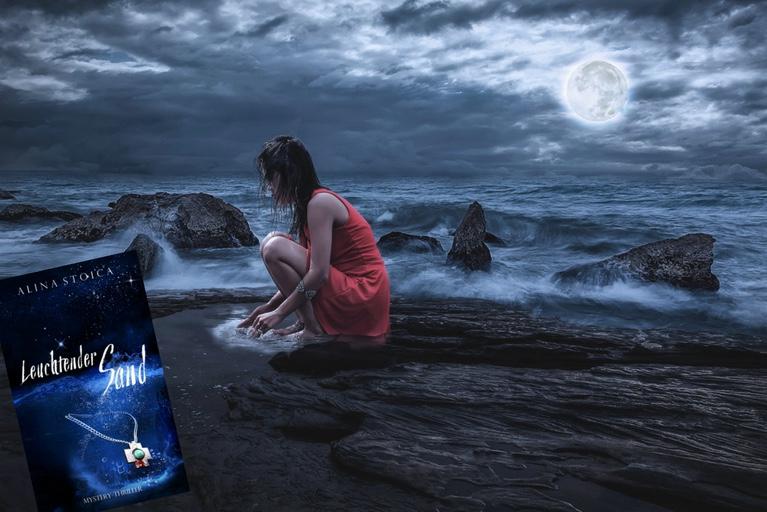 Buchvorstellung | Alina Stoica: Leuchtender Sand
