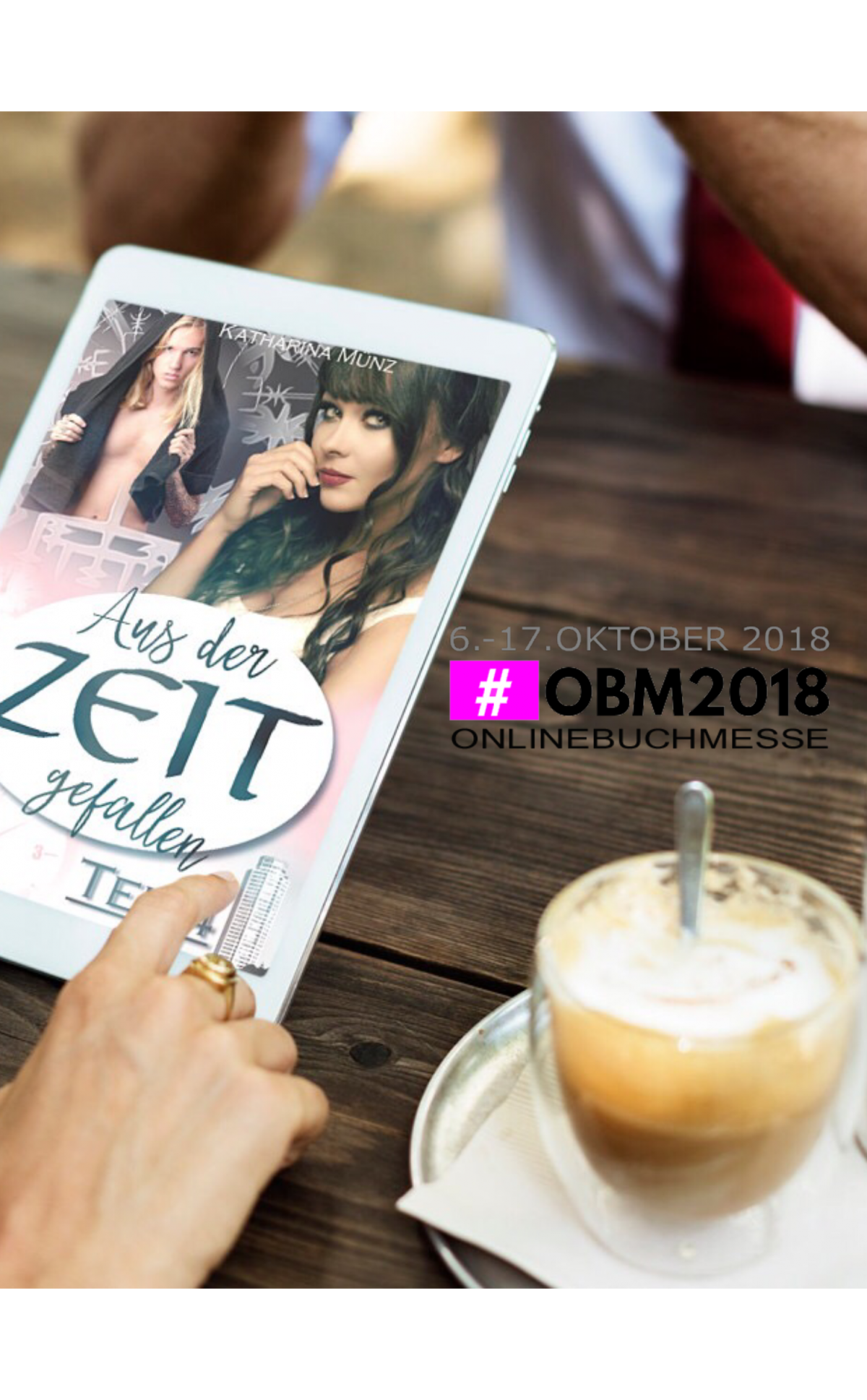 #obm2018 | Online Buchmesse 2018 vom 6. bis 17. Oktober