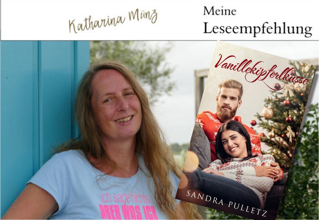 Buchvorstellung | Vanillekipferlküsse von Sandra Pulletz
