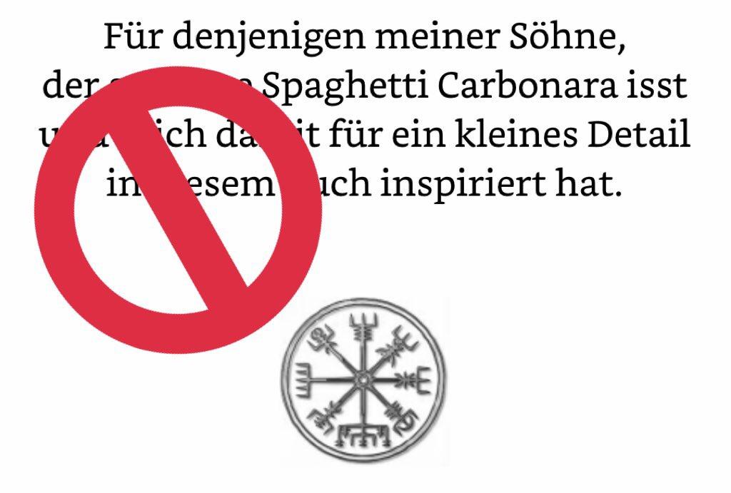 In eigener Sache | Katharina Münz & Bücher bald illegal in Schweden?